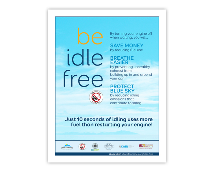 Idle Free Awareness Month Archives Utah Clean Cities Coalition